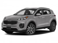 New, 2019 Kia Sportage EX, Red, 19K304-1