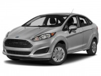 New, 2019 Ford Fiesta SE, Gray, C12208-1