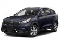 New, 2019 Kia Niro LX, Blue, 19K357-1