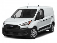 New, 2020 Ford Transit Connect Van XL LWB w/Rear Symmetrical Doors, Red, D13110-1