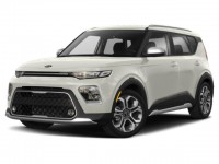 New, 2020 Kia Soul LX, White, 20K136-1