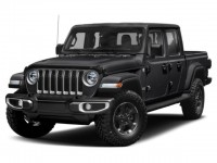New, 2020 Jeep Gladiator Rubicon, Black, JL241-1