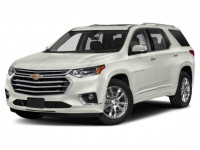 New, 2020 Chevrolet Traverse Premier, Black, 20C1238-1