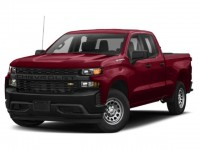 New, 2020 Chevrolet Silverado 1500 Custom, Red, 20C669-1