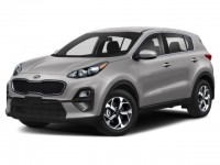 New, 2020 Kia Sportage S, Blue, 20K200-1
