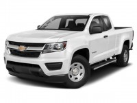 New, 2020 Chevrolet Colorado 4WD Work Truck, White, 20C721-1