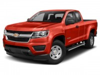 New, 2020 Chevrolet Colorado 4WD Z71, Orange, 20C677-1