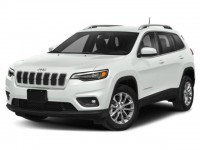 New, 2020 Jeep Cherokee Latitude, White, C20J287-1