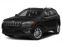 New, 2020 Jeep Cherokee Latitude Plus, Black, JL257-1