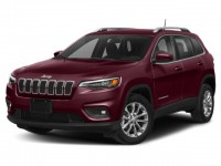 New, 2020 Jeep Cherokee Limited, Red, JL273-1