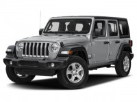 Used, 2020 Jeep Wrangler Unlimited Unlimited Rubicon, White, H56841B-1