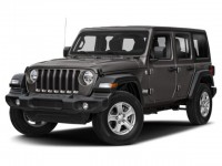 New, 2020 Jeep Wrangler Unlimited Rubicon, Gray, JL270-1