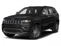 New, 2020 Jeep Grand Cherokee Limited X, Black, JL157-1