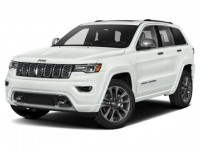 New, 2020 Jeep Grand Cherokee Overland, White, C20J49-1