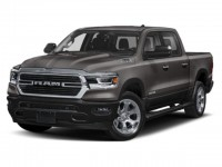 New, 2020 Ram 1500 Rebel, Gray, DL117-1