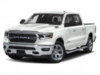 New, 2020 Ram 1500 Rebel, White, DL118-1