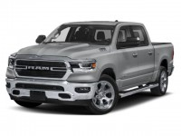New, 2020 Ram 1500 Big Horn, Silver, DL334-1