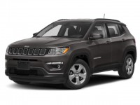 Used, 2020 Jeep Compass Limited, Blue, JM413A-1