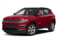 New, 2020 Jeep Compass High Altitude, Red, C20J88-1