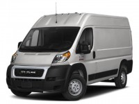 "New, 2020 Ram ProMaster Cargo Van 2500 High Roof 136"" WB, Silver, DL121-1"