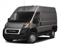 "New, 2020 Ram ProMaster Cargo Van 2500 High Roof 159"" WB, Gray, DL123-1"