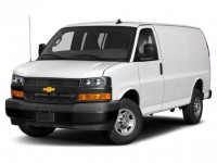 "New, 2020 Chevrolet Express Cargo Van RWD 2500 155"", White, 20C663-1"