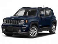 New, 2020 Jeep Renegade Latitude, Blue, JL222-1