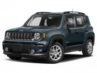 New, 2020 Jeep Renegade Latitude, Blue, JL220-1
