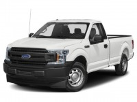 New, 2020 Ford F-150 XL, White, D13053-1