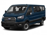 New, 2020 Ford Transit Passenger Wagon XLT, Blue, D13525-1