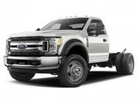 New, 2020 Ford Super Duty F-550 DRW Chassis C XL, White, D13210-1