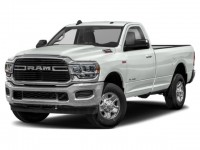 New, 2020 Ram 2500 Tradesman, White, D20D505-1