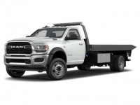 New, 2020 Ram 5500 Chassis Cab Tradesman, White, DL378-1
