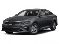 Used, 2020 Kia Optima LX, Gray, KN2110-1