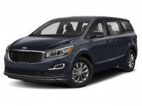 New, 2020 Kia Sedona LX, Blue, 20K272-1