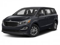 New, 2020 Kia Sedona LX, Black, 20K170-1