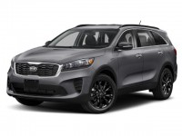 New, 2020 Kia Sorento S V6, Gray, 20K402-1