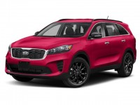 New, 2020 Kia Sorento S V6, Red, 20K187-1