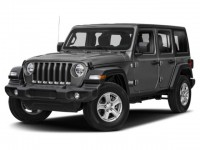 New, 2020 Jeep Wrangler Unlimited North Edition, Gray, JL326-1
