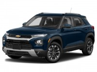 New, 2021 Chevrolet Trailblazer LT, Blue, 21C109-1