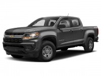 New, 2021 Chevrolet Colorado 4WD Z71, Gray, 21C25-1