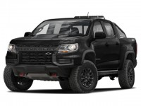 New, 2021 Chevrolet Colorado 4WD Z71, Black, 21C10-1