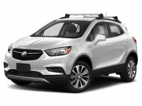 New, 2021 Buick Encore Preferred, White, 21B36-1