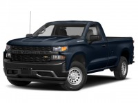 New, 2021 Chevrolet Silverado 1500 Work Truck, Blue, 21C69-1