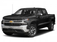 New, 2021 Chevrolet Silverado 1500 LTZ, Black, 21C536-1