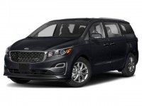 New, 2021 Kia Sedona EX, Black, 21K63-1