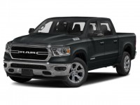 New, 2021 Ram 1500 Big Horn, Gray, D21D23-1