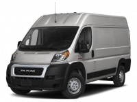 "New, 2021 Ram ProMaster Cargo Van 2500 High Roof 159"" WB, Silver, DM129-1"