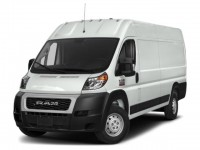 "New, 2021 Ram ProMaster Cargo Van 3500 High Roof 159"" WB EXT, White, DM113-1"