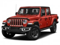 New, 2021 Jeep Gladiator Willys, Red, C21J27-1